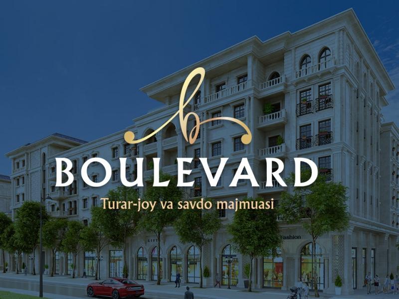 """""""Boulevard"""" муҳташам турар-жой ва шопинг-авеню устунликлари ҳақида """"Dream City"""" компанияси маълумот берди"""
