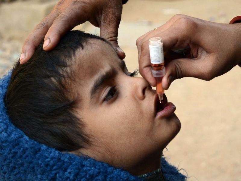 Тожикистонда полиомиелит тарқалишининг сабаби очиқланди