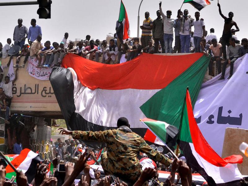 Судан терроризмга ҳомийлик қилувчи давлатлар рўйхатидан чиқарилди