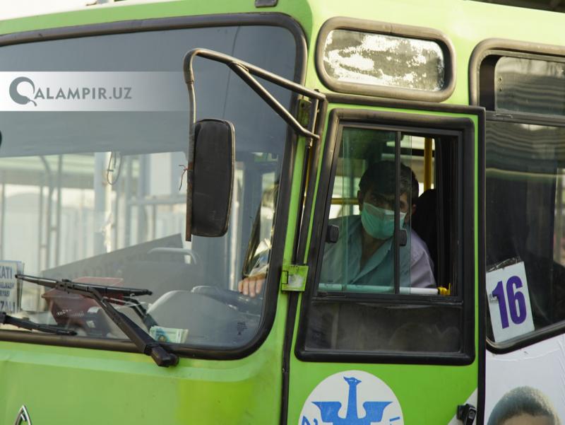 Тошкентда 20 та автобус йўналишига ўзгартириш киритилди