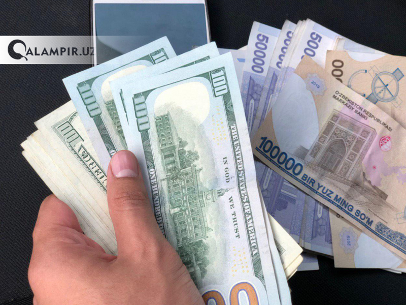 Қора бозорда доллар нархи 9600 сўмга етди
