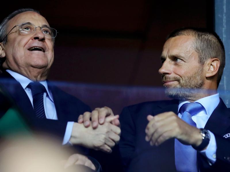 Адолат кеч бўлса-да, барибир қарор топади — UEFA президенти