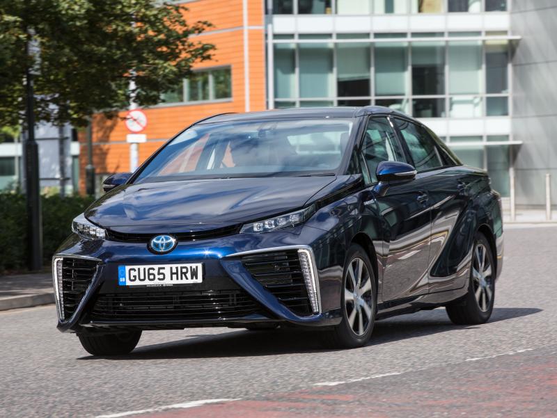 Toyota водородли автомобилларни оммавий ишлаб чиқаришни бошлади