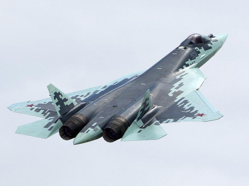 """Су-57 қирувчиси """"ақлли бомба"""" га эга бўлади"""