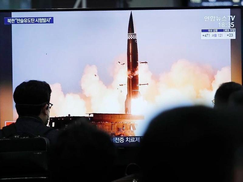 КХДР Япон денгизи томон иккита баллистик ракета учирди