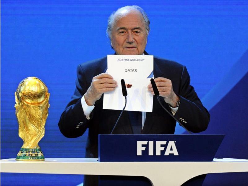 ФИФА 2022 йилги Жаҳон чемпионатини Қатардан олиб қўйиши мумкин