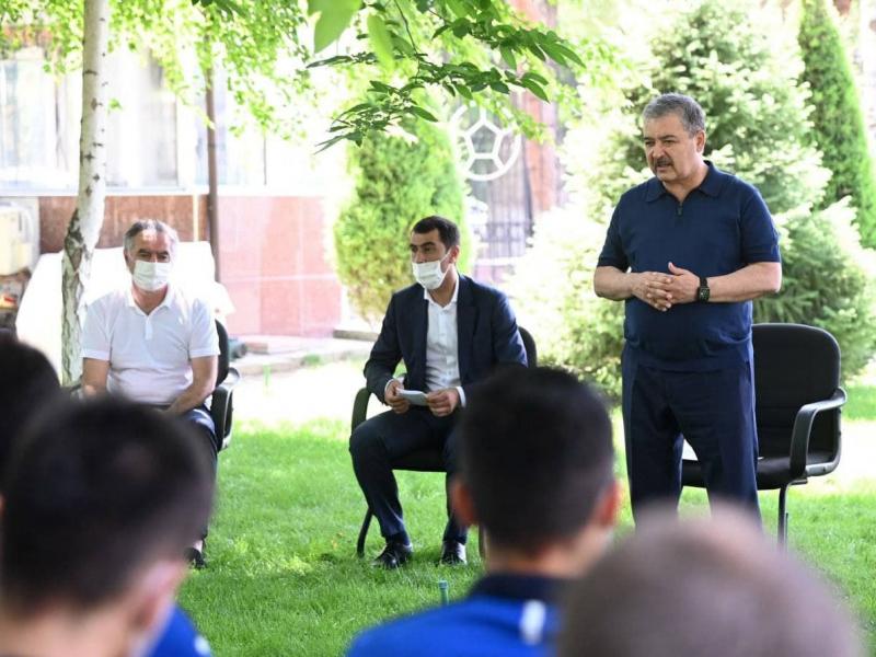 Абдусалом Азизов МТЖ аъзолари билан учрашди