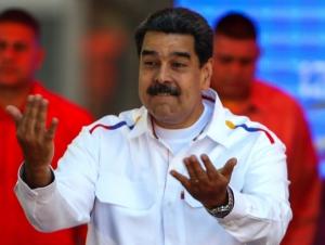 """Мадуро: """"Венесуэла халқи уни қандай улоқтириб юборишини кўриб қўйсин"""""""