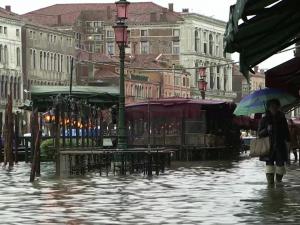 Венеция сув остида қолди!