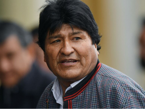 Истеъфога чиққан Президент Мексикадан бошпана топди