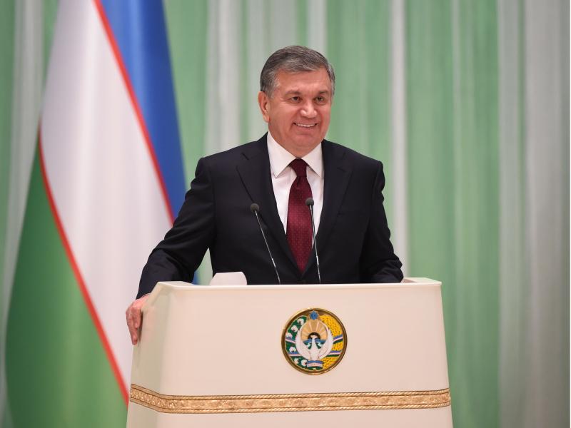 Президент Ўзбекистон халқини Қурбон ҳайити билан табриклади