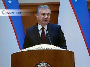 Ижро органи парламентдан ҳайиқиб туриши керак – Шавкат Мирзиёев