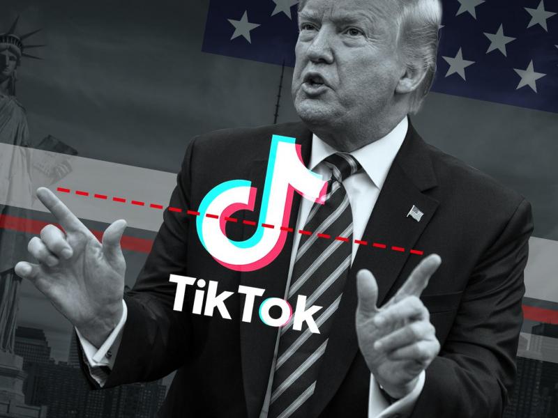 Трамп TikTok'ни сотиб олишга тайёрмаслигини тан олди