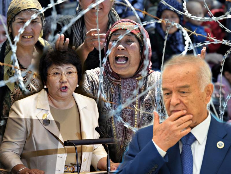 O'sh voqealari, Karimov va Otunbayeva. O'zbeklar qirg'ini qanday ro'y bergandi?