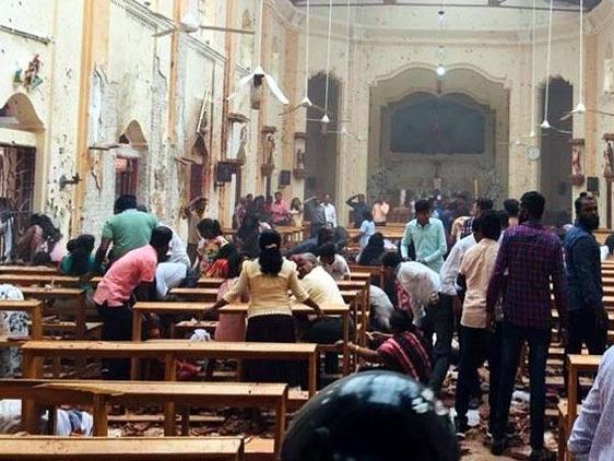 Шри-Ланкада бирданига 6 та теракт! 185 қурбон, 500 нафар жабрланувчи бор