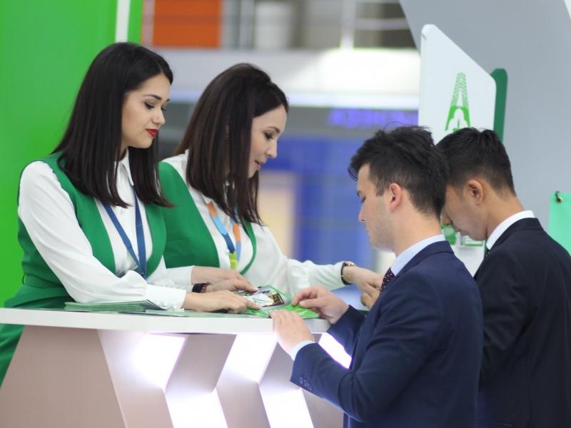 """Agrobank """"BankExpo – 2019""""da zamonaviy xizmatlar hamda qiziqarli tanlovlarni taqdim etdi"""