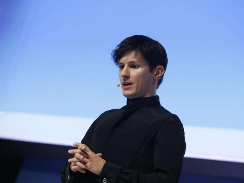 Pavel Durov WhatsApp'ning xavfsizlik tizimini tanqid qildi