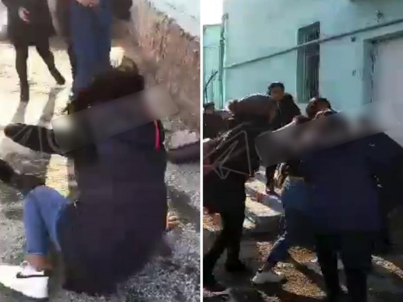 Ўқувчи қизлар ўртасидаги жанжалга расмий муносабат билдирилди