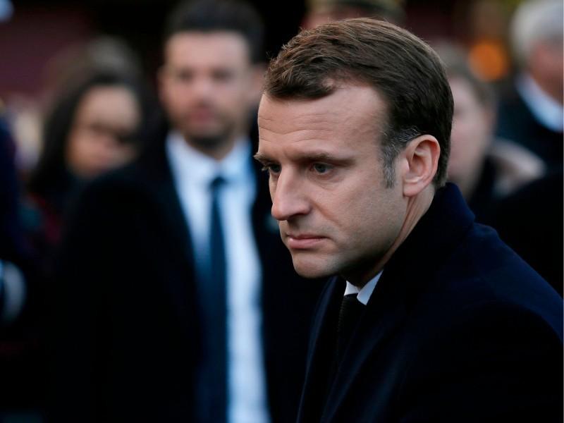 Макрон Париж прокуратурасига ёрдам сўраб мурожаат қилди
