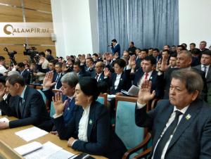 Тошкент ҳокимлигига Президент кўрсатган номзод муҳокама қилиняпти