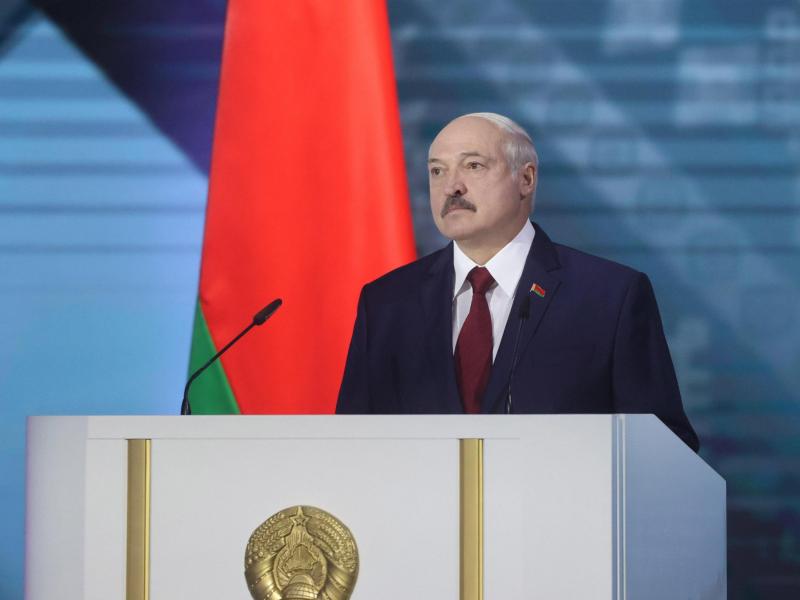 Лукашенко Беларуснинг бўлажак Президентига мурожаат қилди
