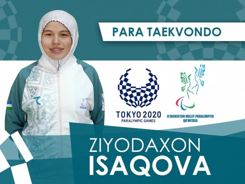 Токио-2020. Зиёда Исоқова ярим финалда мағлуб бўлди