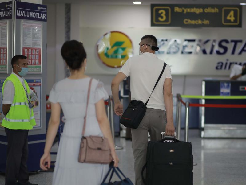 """Uzbekistan Airways"" Қозоғистонга кетаётганларга муҳим эслатма билан чиқди"