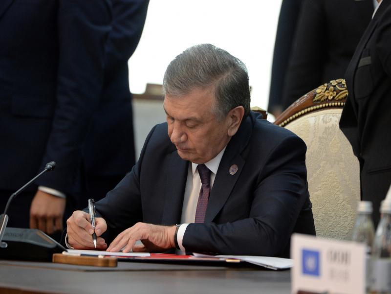 Президент Ўзбекистон фуқаролиги тўғрисидаги қонунни имзолади