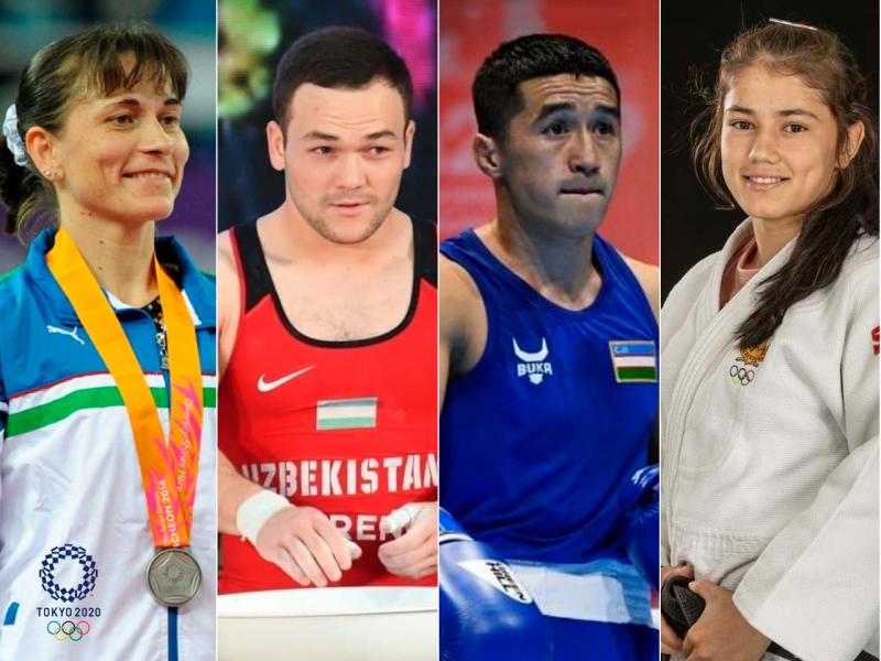 Tokio-2020: ertaga o'zbek atletlari 10 yo'nalishda medallar uchun kurashadi.