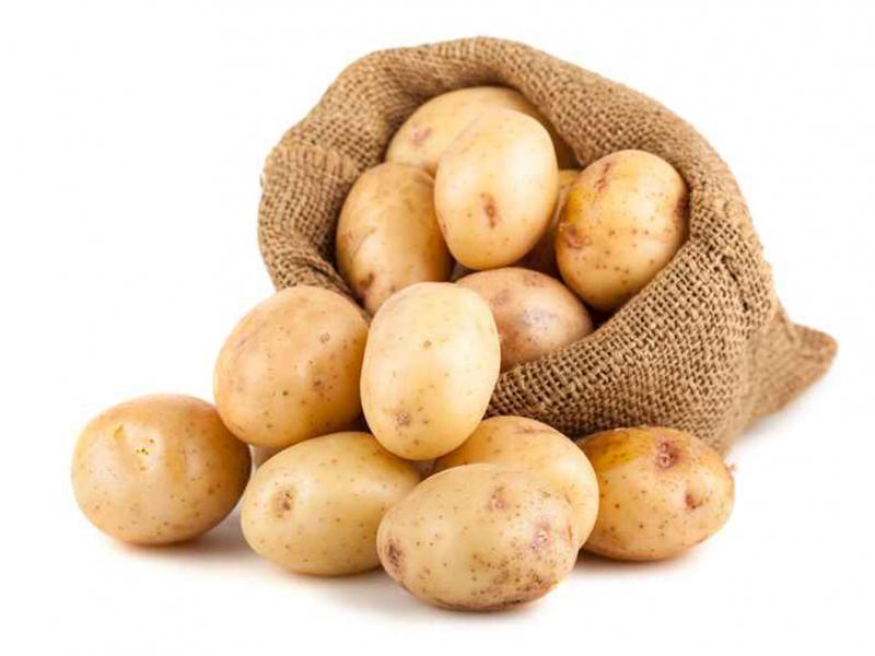Мазали ва тўйимли картошка