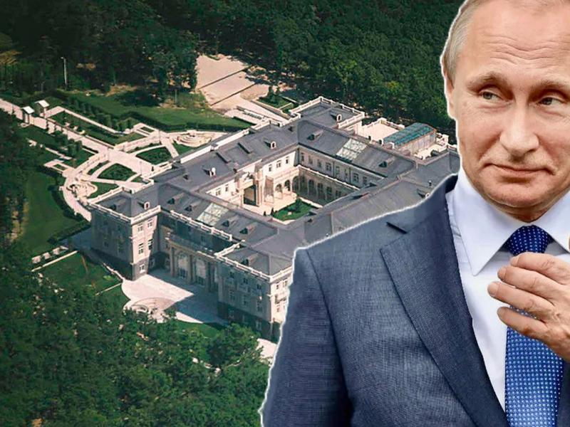 Кремль Путинники деб айтилган сарой кимники эканини очиқлади