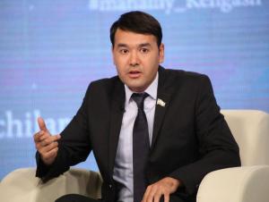 Кушербоев парламент сайловида ғалаба қилди