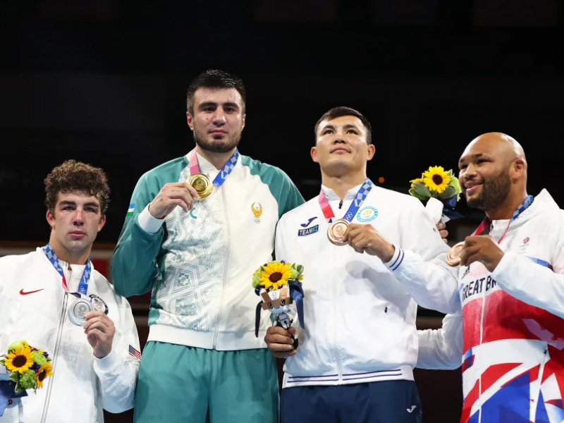 Olimpiada yakunlari: O'zbekiston medallar jamg'arish bo'yicha nechanchi o'rinda?
