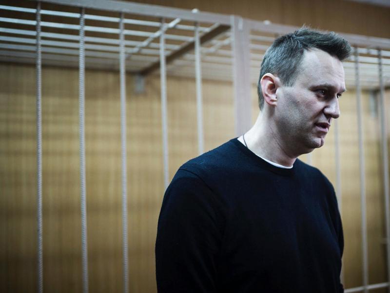 Навальний оёққа туролмайдиган даражада касаллиги маълум бўлди