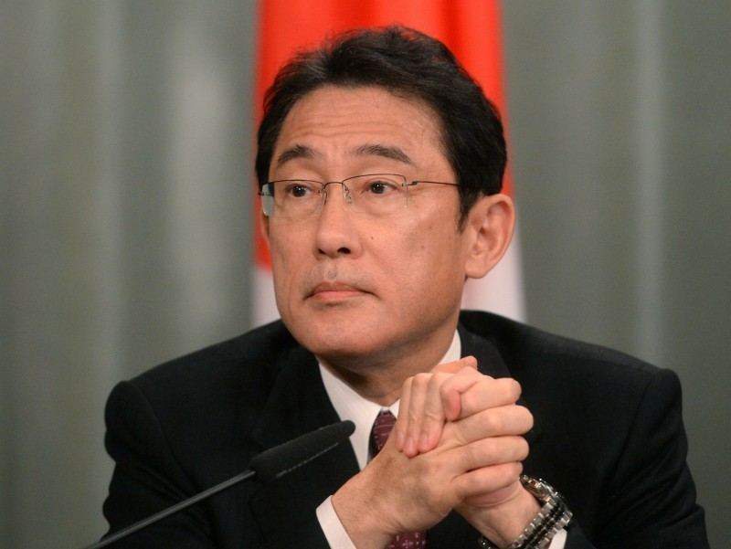 Япониянинг янги Бош вазири Ким Чен Ин билан шахсан учрашмоқчи