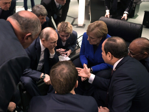 Берлин саммити: Ливия кафиллари нимани қойиллатди?