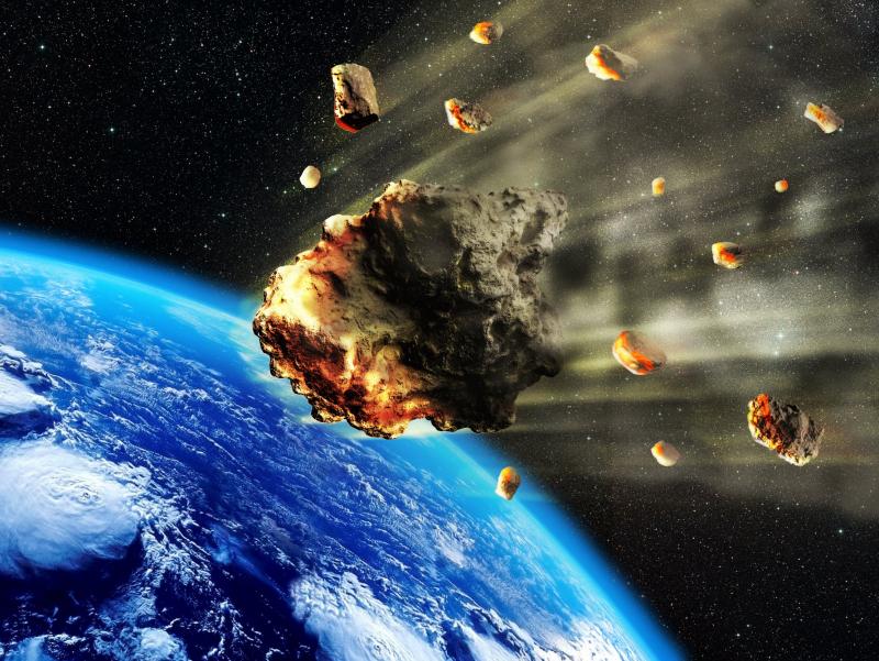 2 ноябрь куни Ерга астероид яқинлашади. У қанчалик хавфли?