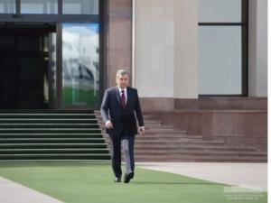 Шавкат Мирзиёев Сурхондарёга жўнаб кетди