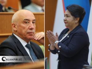 Шодмонов ёлғон гапирган. Сенат ССВ устидан Ҳукуматга хат киритди