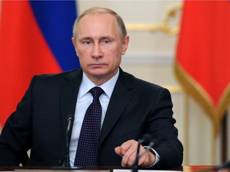 Коронавирус хавфи: Путин иккинчи марта халқига мурожаат йўллади