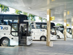 Самарқанд-Санкт-Петербург йўналишида автобус қатнови йўлга қўйилади