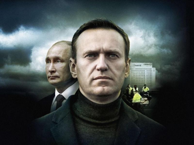 "Фоторепортаж: Навальний Путиннинг ""сирли сарой""ини фош қилди"