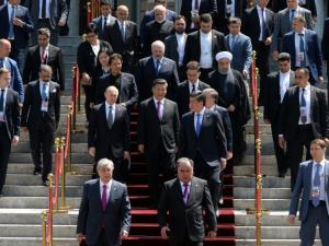 ШҲТ Бишкек саммити якунида 22 та ҳужжат имзоланди