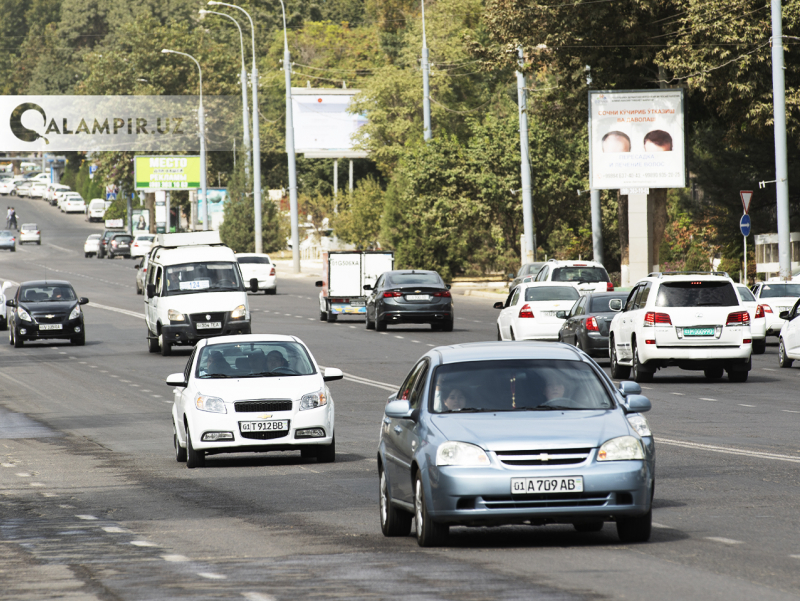 Таксичилик учун лицензиялар бериш вақтинча тўхтатилди