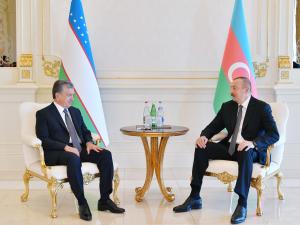 Мирзиёев Алиевни туғилган куни билан табриклади