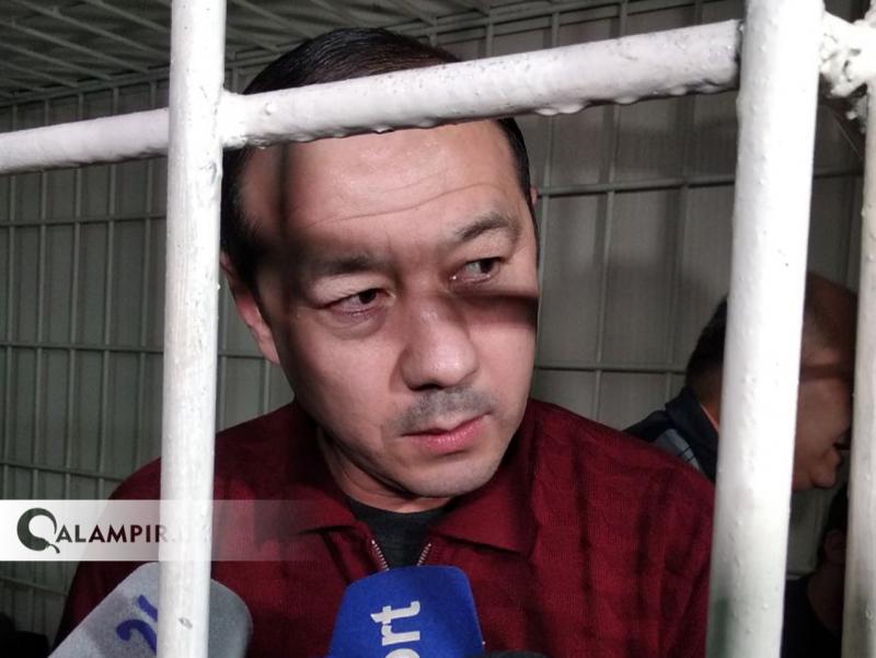 Ahmadboyga sudning so'nggi hukmi o'qildi (video)