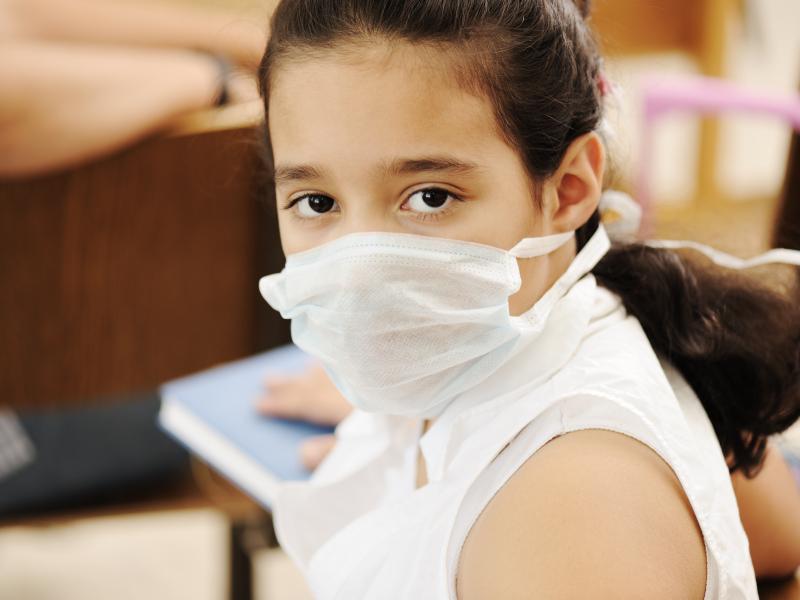 Ўзбекистондаги мактабларнинг 13 фоизида коронавирус юқтириб олиш хавфи борлиги айтилди