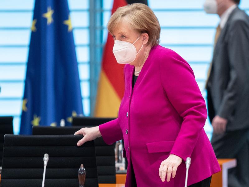 Merkel Germaniya kansleri sifatida so'nggi marotaba so'zga chiqqanini ochiqladi