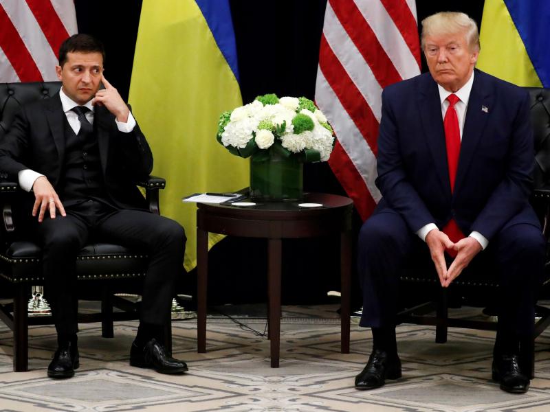 Украина Россияга қарши урушда қанча бардош бера олади? – Трамп