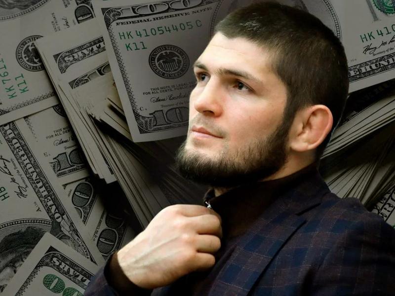 Soniyasiga ming dollar: Habib faoliyati davomida UFC'da qancha pul ishladi?
